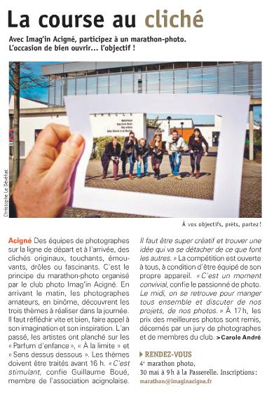 Rennes Métropole magazine