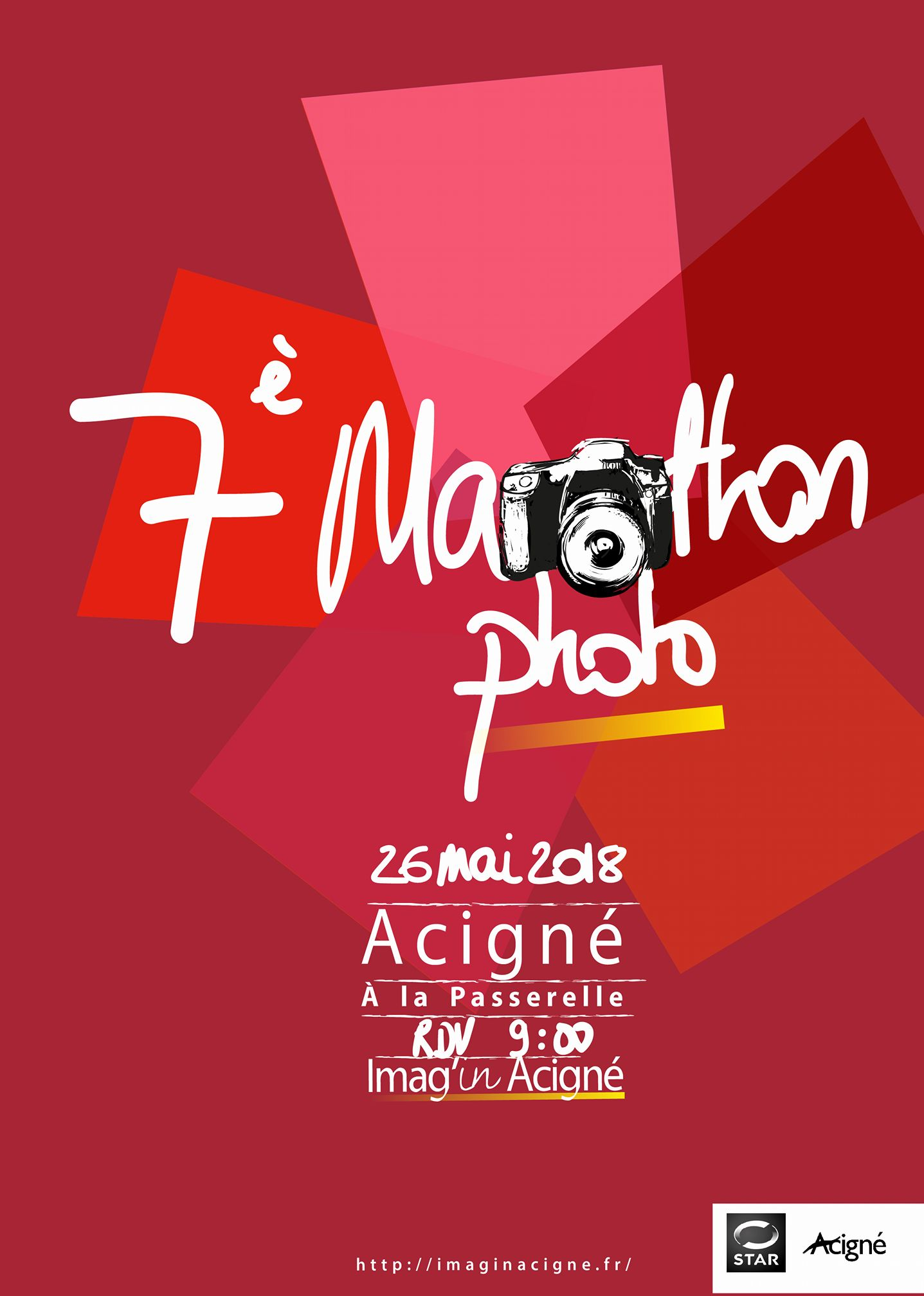 7e marathon photos d'Acigné2018