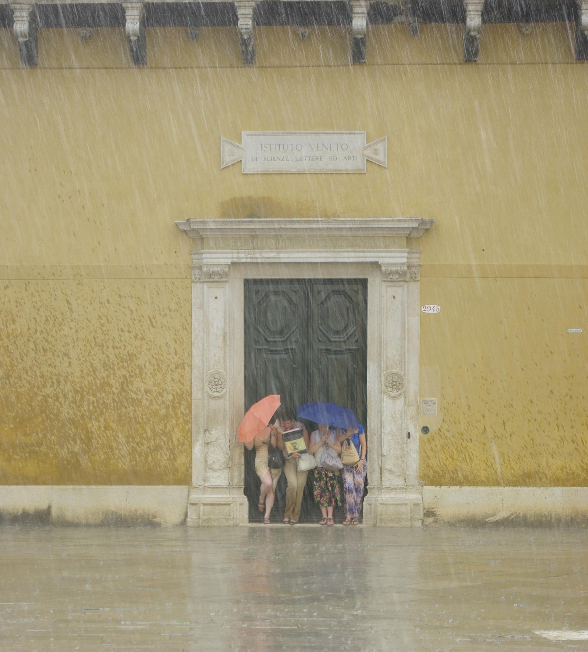 Orage à Venise - crédit photo Sandra Guillemin