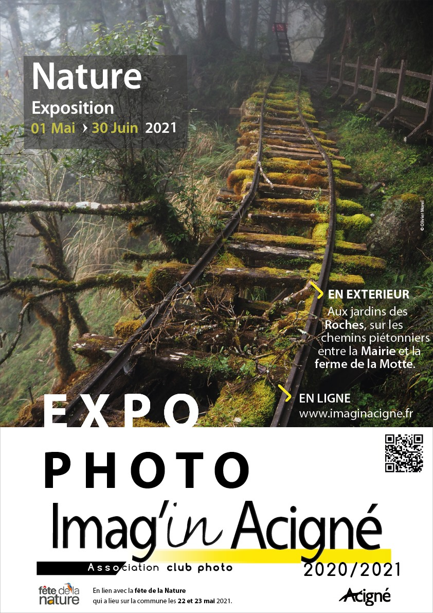 Exposition Photos Nature 2021 - Imagin'Acigné