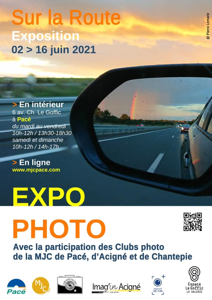 Expo Photos - Sur la route 2021